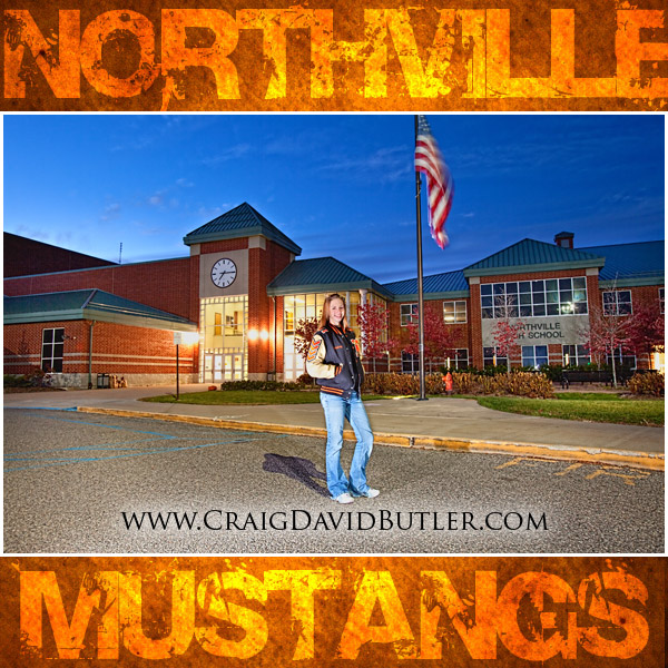 Northville Michigan High School Graduation Photos Seniors 2011, Craig David Butler Studios
