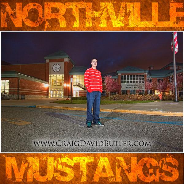 Northville Michigan High School Graduation Photos Seniors 2011, Craig David Butler Studios