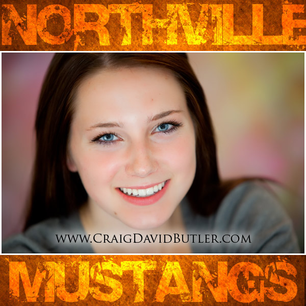 Northville High School Senior Photographer Michigan, Craig David Butler Studios, Bri3