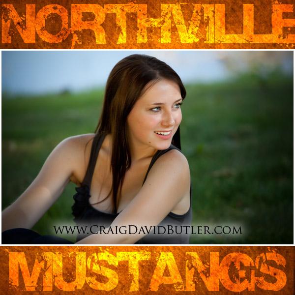 Northville High School Senior Photographer Michigan, Craig David Butler Studios, Bri4