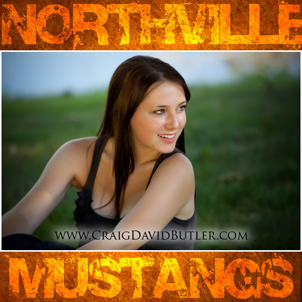 Northville High School Senior Photographer Michigan, Craig David Butler Studios, Bri4