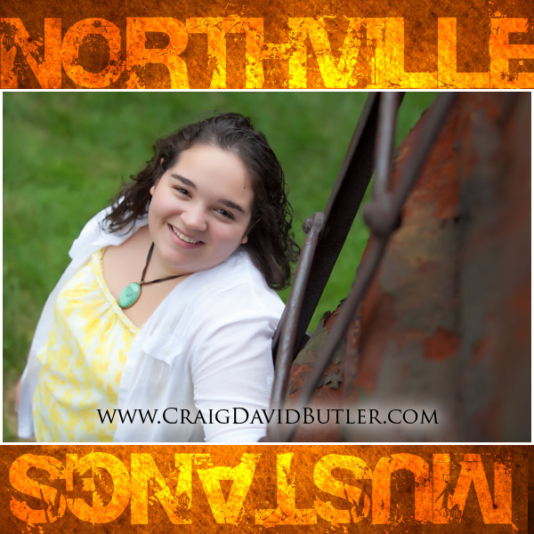 NHS, Northville High School Senior Photographer, Michigan Senior Portraits, Al2
