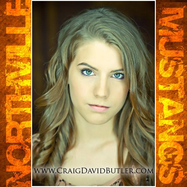 Northville Senior Pictures, Graduation Portrait, High School Senior Michigan, Craig David Butler Studios, Carly03