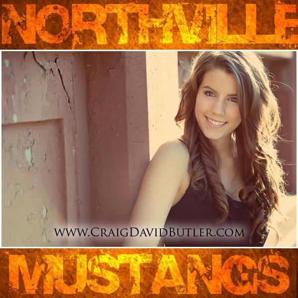 Northville Senior Pictures, Graduation Portrait, High School Senior Michigan, Craig David Butler Studios, Carly04