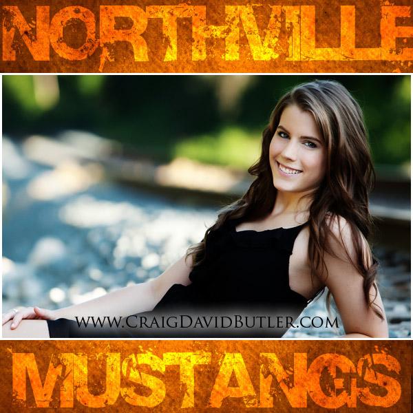Northville Senior Pictures, Graduation Portrait, High School Senior Michigan, Craig David Butler Studios, Carly05