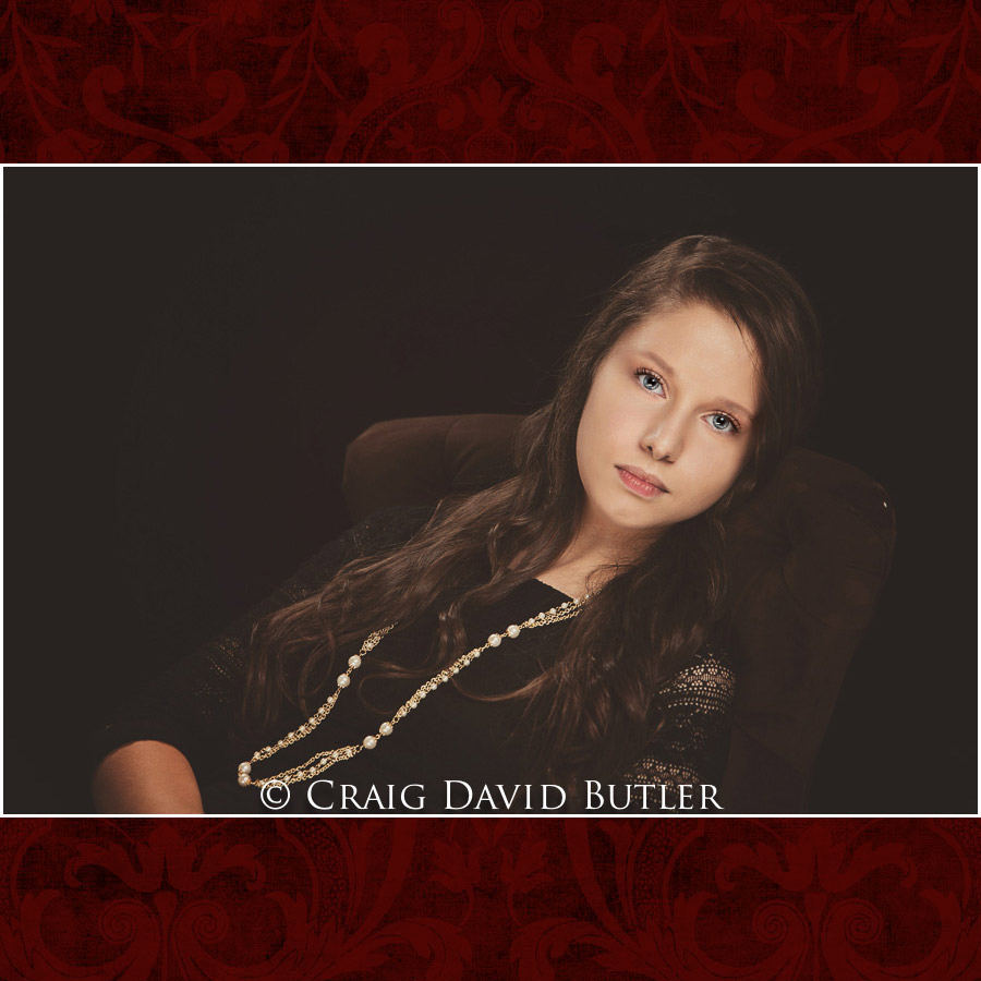 Northville Senior Photos - CDBStudios -