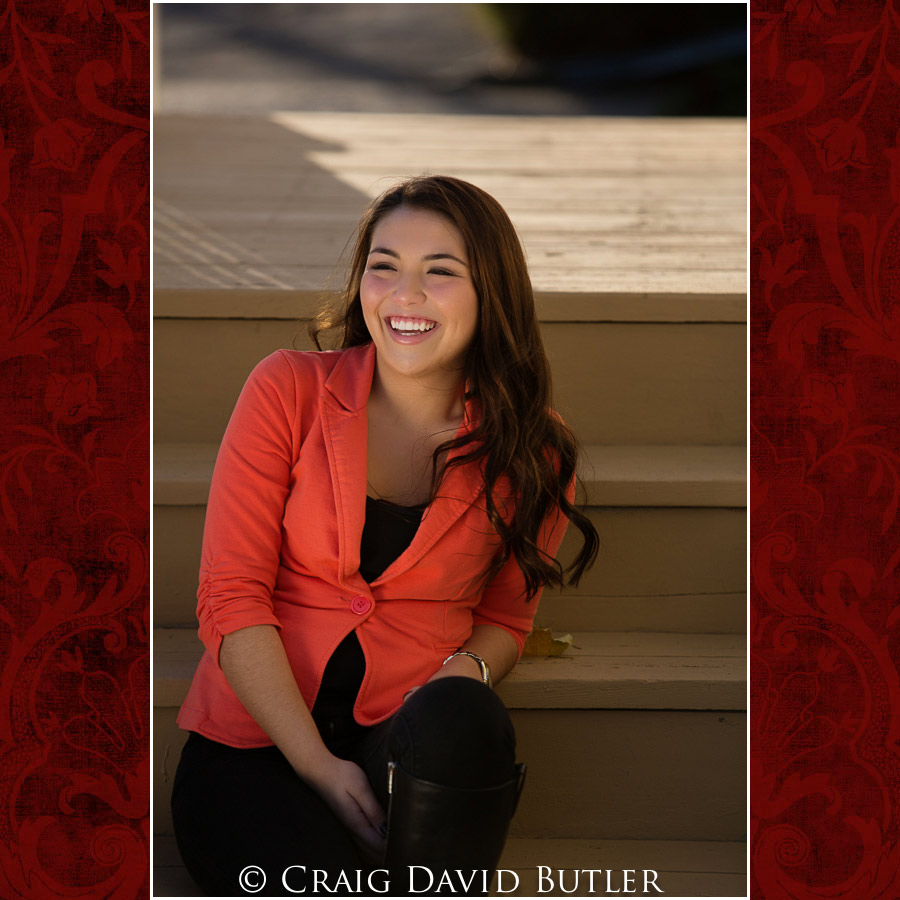 Northville High School Senior Photos - Craig David Butler